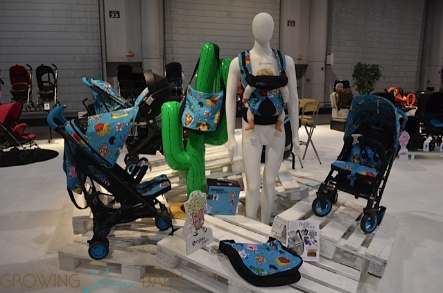 CYBEX Jeremy Scott Food Fight Collection