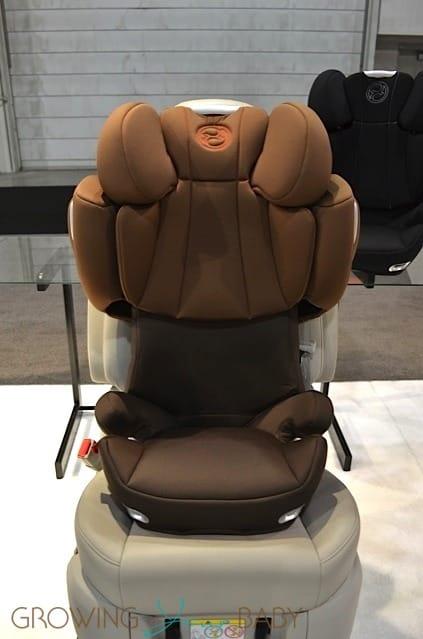 CYBEX Q Fix Booster Seat