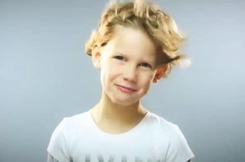 Cancer Survivor Addy stars in her own music video