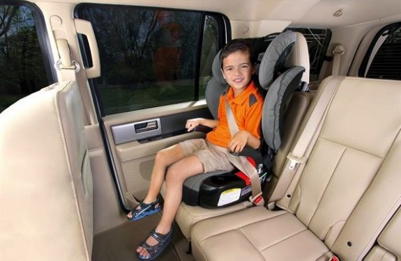 Car Seat Safety Child Belt Positioning Booster