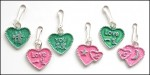 Cardinal Distributing Co recalled hearts necklace