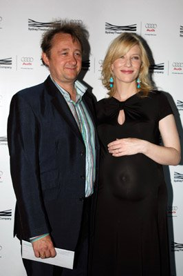 Cate Blanchett and husband Andrew Upton