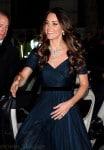 Catherine, Duchess of Cambridge arrives @ The Portrait Gala 2014