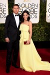 Channing Tatum and Jenna Dewan - 72nd annual Golden Globe Awards