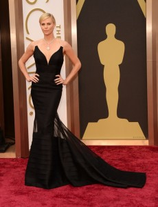 Charlize Theron - 86th annual Academy Awards