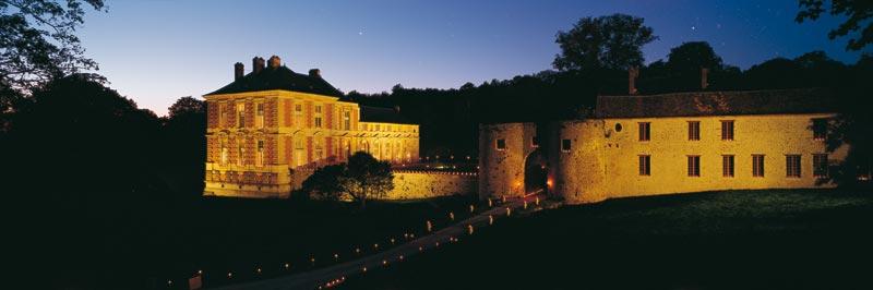 Chateau des Conde France