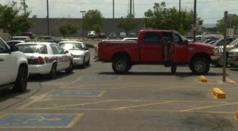 Child found locked in hot vehicle at Home Depot