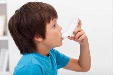 Child inhaler