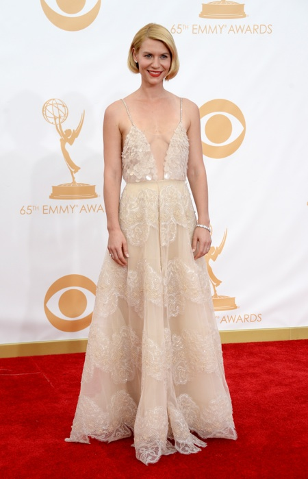 Claire Danes - 65th annual Primetime Emmy Awards