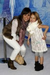 Constance Zimmer and daughter Collette attends the Disney's 'Frozen' Los Angeles premiere
