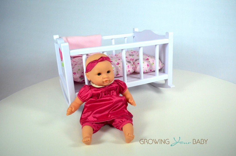corolle 39 s mon premier calin doll collection accessories video review. Black Bedroom Furniture Sets. Home Design Ideas