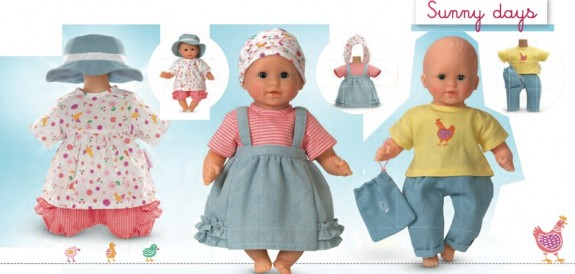 Corolle Sunny Days Collection  2014