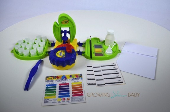 Crayola Paint Maker Set - complete set