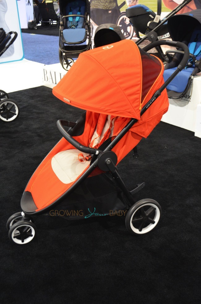 Cybex Agis Air M3 Growing Your Baby