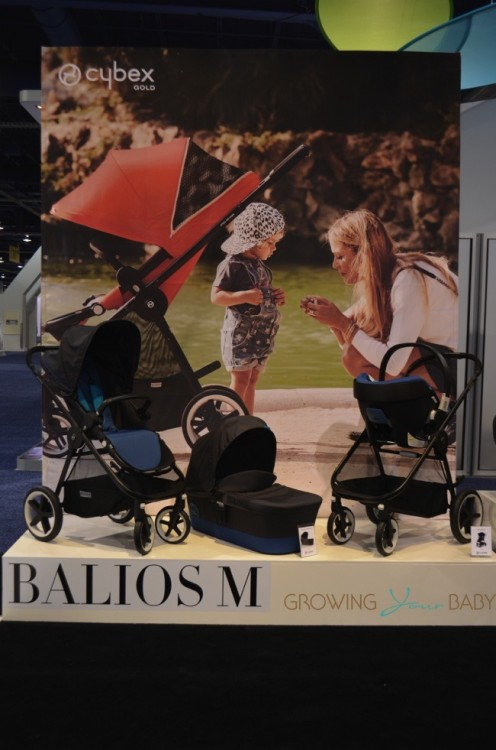 Cybex Balios Stroller collection
