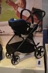 Cybex Balios Stroller with Aton Infant seat