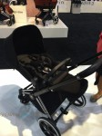 Cybex Priam Stroller with stroller seat reclined