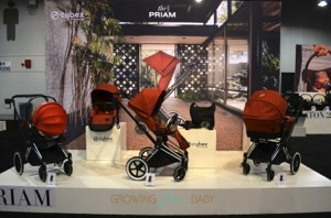 Cybex Set To Release 6 New Strollers!