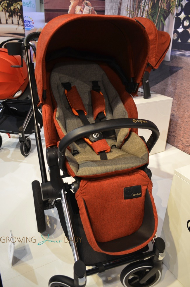cybex priam with stroller seat growing your baby. Black Bedroom Furniture Sets. Home Design Ideas