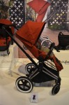 Cybex priam with stroller seat