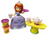 DISNEY JUNIOR SOFIA THE FIRST TEA TIME Playset by PLAY-DOH