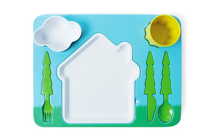 DOIY Lanscape Dinner Set 2
