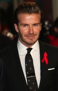 David Beckham at Class of 92
