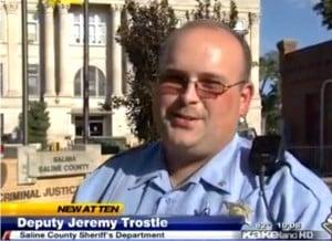 Deputy Jeremy Trostle