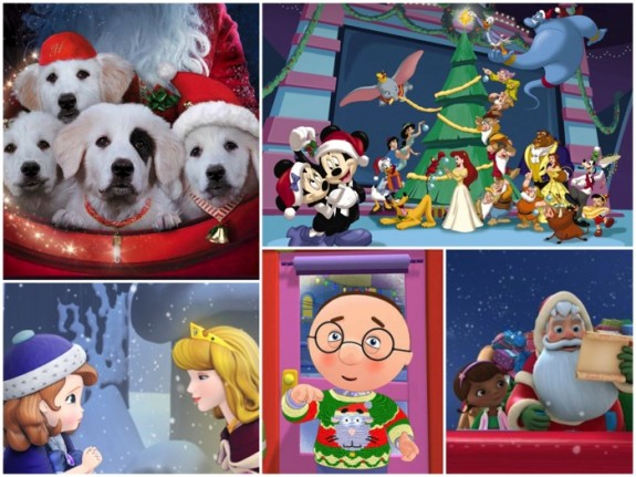 Disney Junior Canada Christmas Day