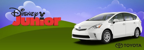 Disney Junior Prius V