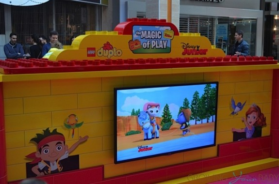 Disney Junior and DUPLO Magic of Play Tour