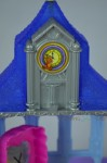 Disney Princess Glitter Glider Castle Playset - clock tower