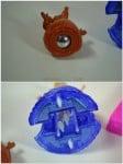 Disney Princess Glitter Glider Castle Playset - gliding parts
