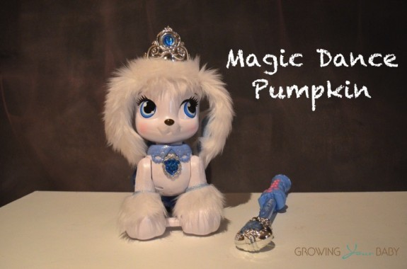 Disney Princess Magic Dance Pumpkin