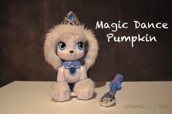 Disney Princess Magic Dance Pumpkin