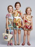Dolce & Gabanna SS14 children's collection