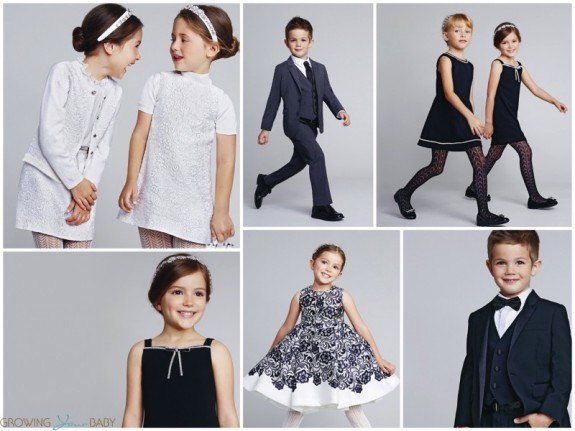 Dolce & Gabbana S/S 14 collection - childrens