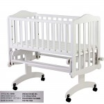 Dream on me Lullaby Cradle Glider model 640W-White