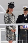 Duchess of Cambridge, Catherine Middleton Christens New Royal Princess