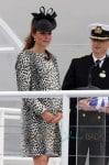 Duchess of Cambridge, Catherine Middleton Christens New Royal Princess