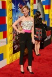 Elizabeth Banks at the premiere of the LEGO Movie