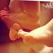 Elsa Pataky & Chris Hemsworth Reveal Babies Names; Show Off Nursery!
