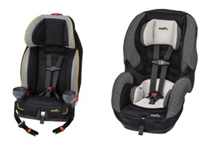 Evenflo Car Seat Recall T