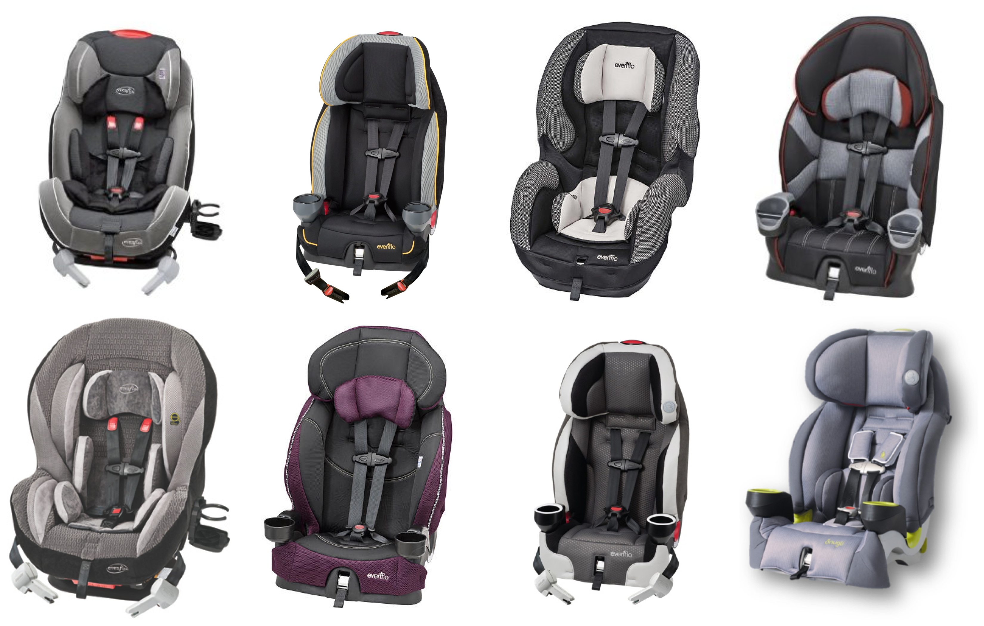 Evenflo car seat Recall - Growing Your Baby