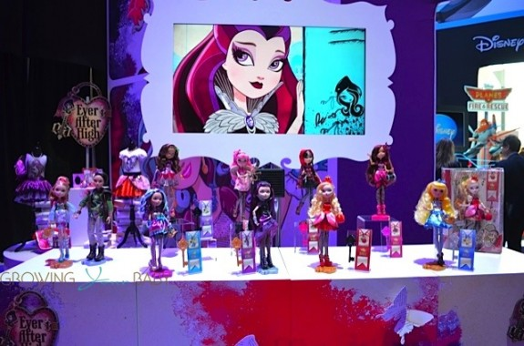 Ever After High doll collection