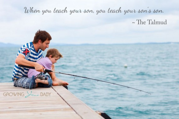 Fatherhood Quote