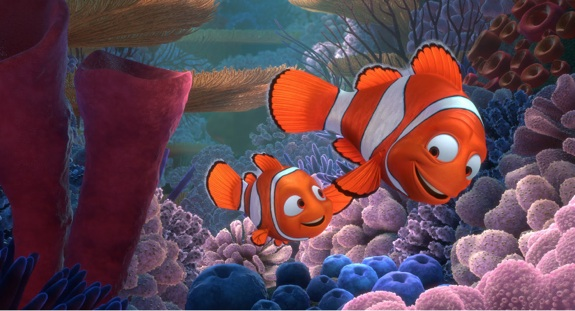 Finding Nemo Movie Stills