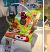 Fisher-Price Debuts New 2014/15 Infant Nursery Collection