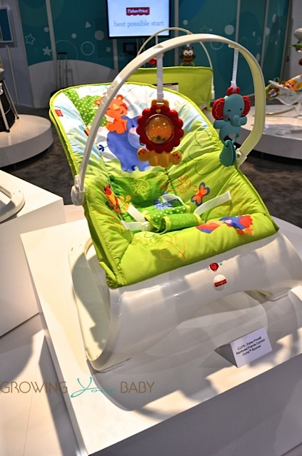 Fisher-Price Comfort CurveTM Bouncer