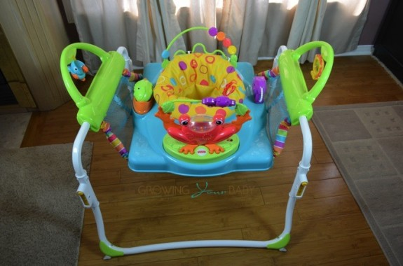 Fisher-Price First Steps Step'N Play Jumperoo